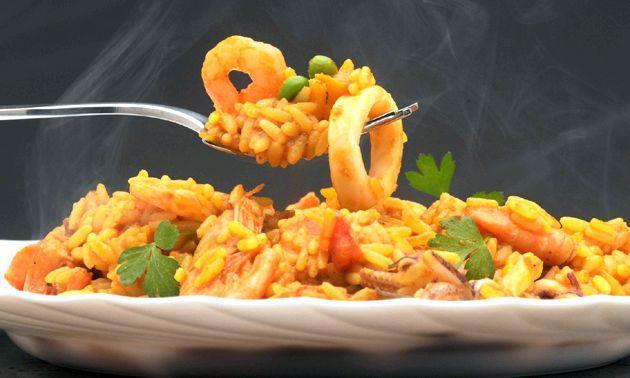 10 смачні рецепти з рису