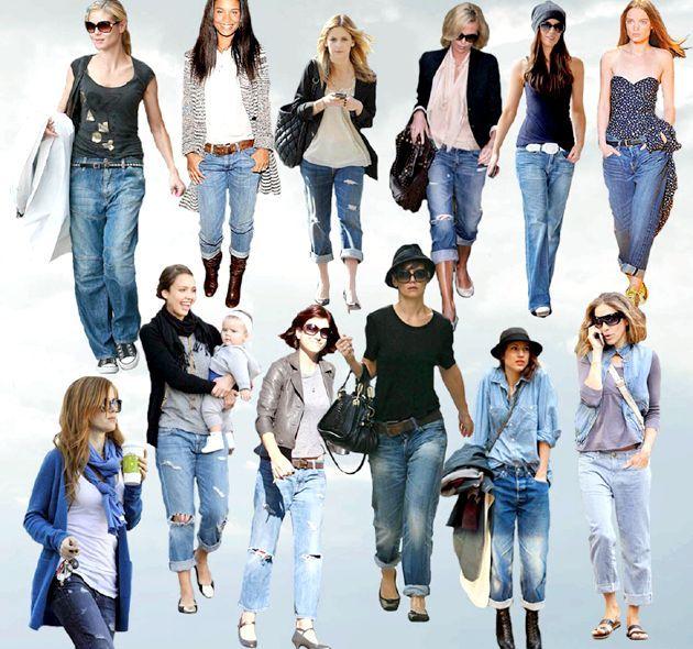 5 Типів джинсів у вашому гардеробі