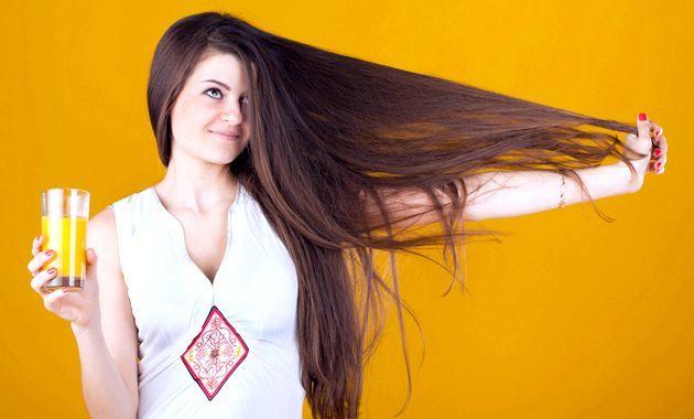 5 Вітамінів для краси і здоров'я довгого волосся