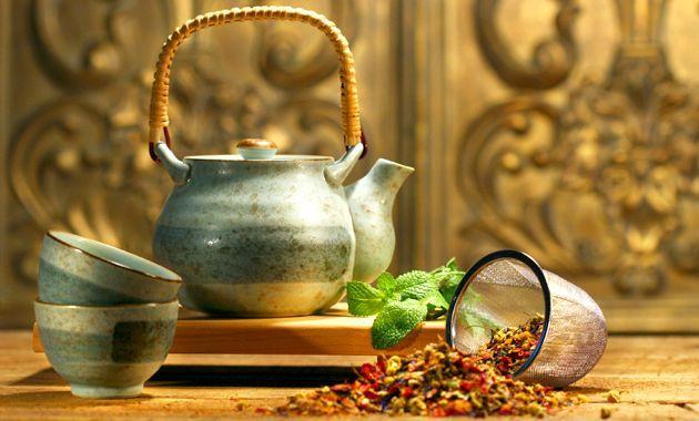 7 Цілющих трав для чаю