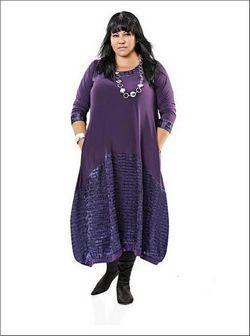 Актуальні моделі жіночого одягу великих розмірів
