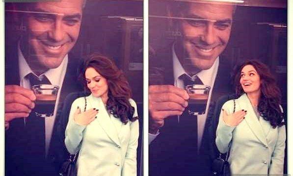 Алена водонаева отримала пропозицію від Джорджа Клуні