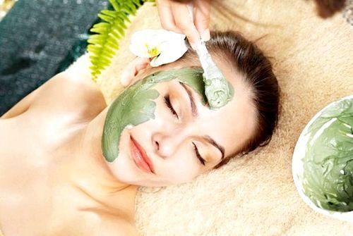 Альгінатние маски для обличчя