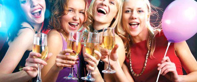 Алкогольні та слабоалкогольні коктейлі - рецепти для новорічної вечірки