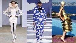 Авангардний стиль в одязі для дівчат
