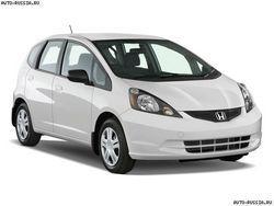 Автомобіль honda fit