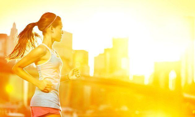 Біг по ранках - користь ранкової пробіжки