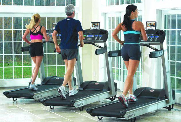 Бігова доріжка - кращий фітнес для здоров'я і ідеальної фігури!