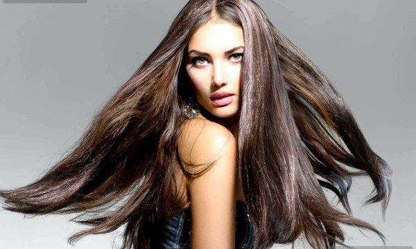 Блиск волосся в домашніх умовах