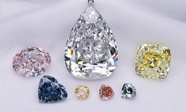 Діамант - поза часом і поза модою