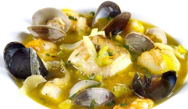 Буйабес - найзнаменитіший рибний суп