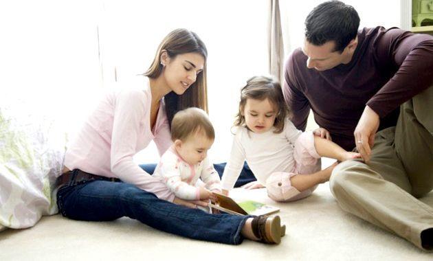 Побут і сім'я - де кінчається казка і починається будівництво родини