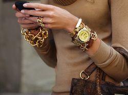 Годинники як модний аксесуар