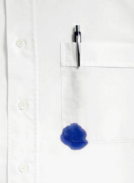 Чим відіпрати чорнило від ручки - корисні поради