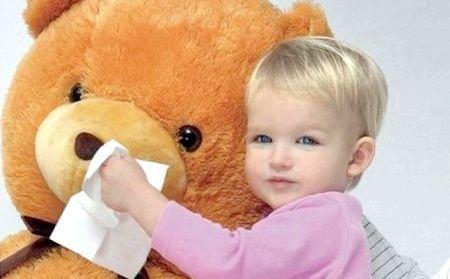 Як вилікувати нежить дитині