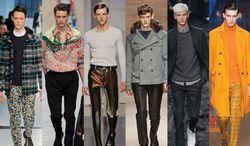 Чоловічий стиль в модного жіночого одягу