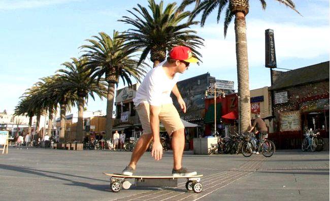 катання на скейті