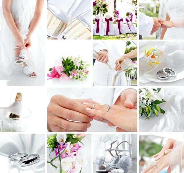 Що потрібно для весілля: весільний список