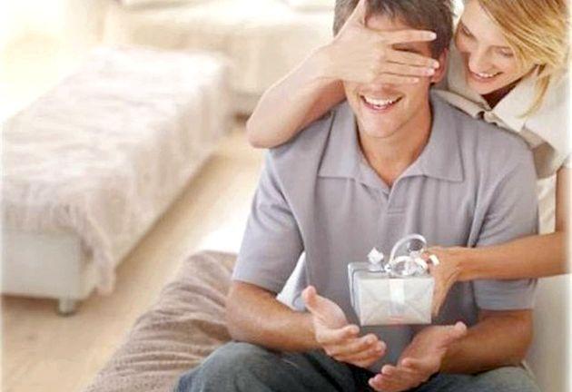 Що подарувати чоловікові на день святого валентина?