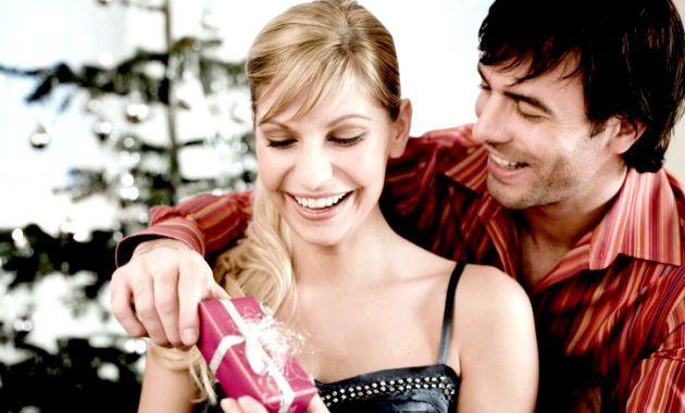 Що подарувати дружині на новий рік 2012?