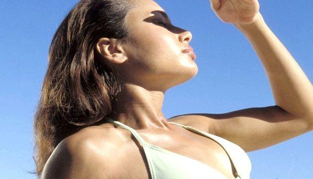 Що робити при опіку на сонці