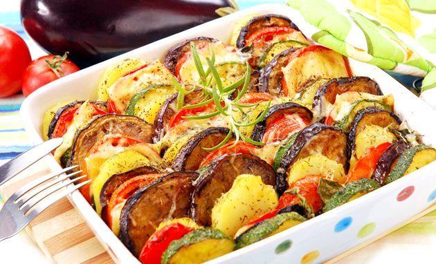 Що приготувати з баклажанів і кабачків