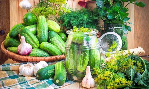 Що приготувати з огірків