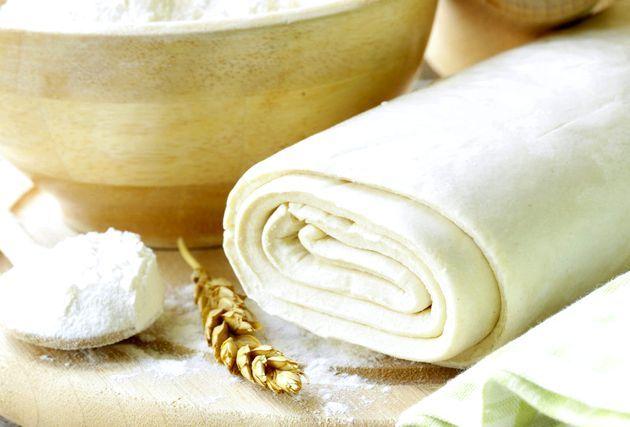 Що приготувати з листкового тіста