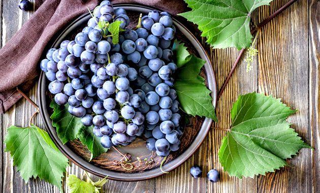 Що приготувати з винограду: рецепти