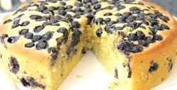 Виноградний пиріг від Джеймі Олівера