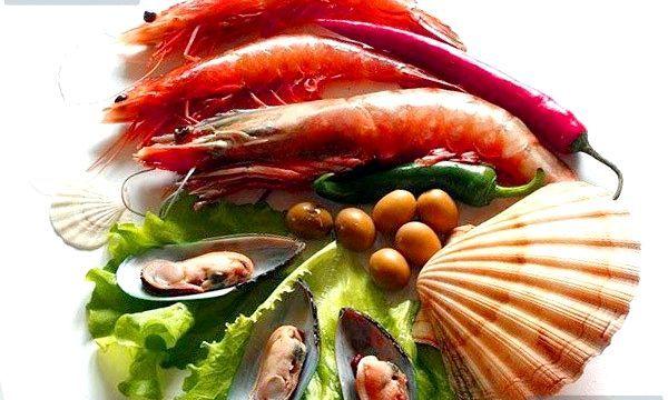 Цинк в продуктах харчування (список)