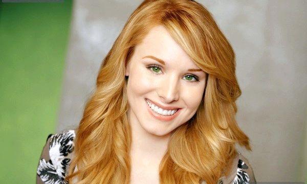 Колір волосся для зелених очей (фото)