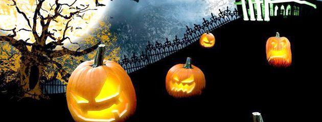 День всіх святих або хеллоуин для вашої дитини