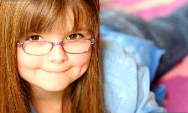 Діти з порушенням зору: що слід знати?
