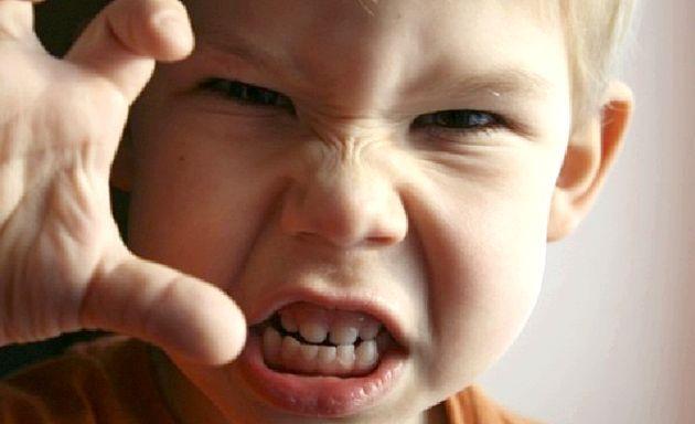 Дитяча агресія - як з нею впоратися