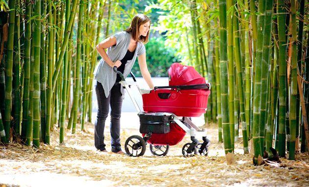 Детская коляска для новонародженої дитини - як вибрати