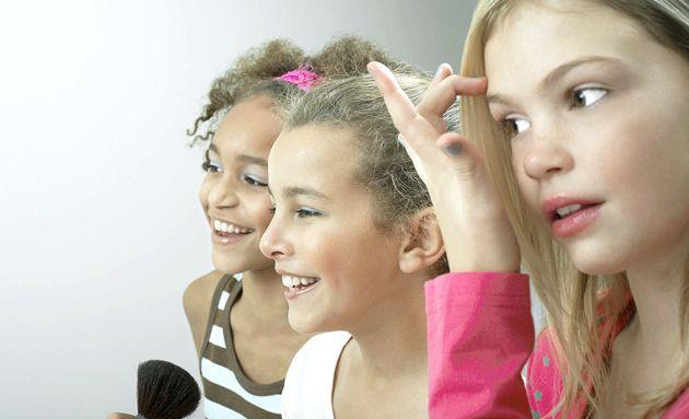 Дитяча косметика - для чого необхідна і якою вона має бути
