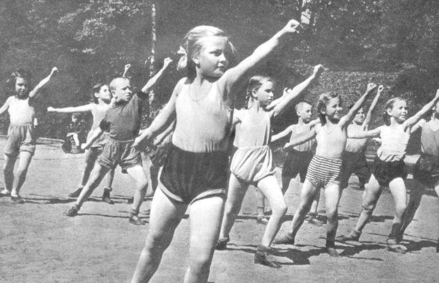Дитяча зарядка: правила, мотивація і вправи