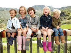 Дитячі чоботи - як зробити правильний вибір