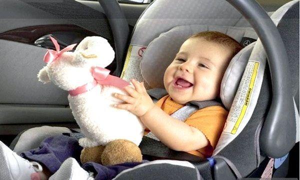 Дитяче автокрісло до 36 кг (огляд)