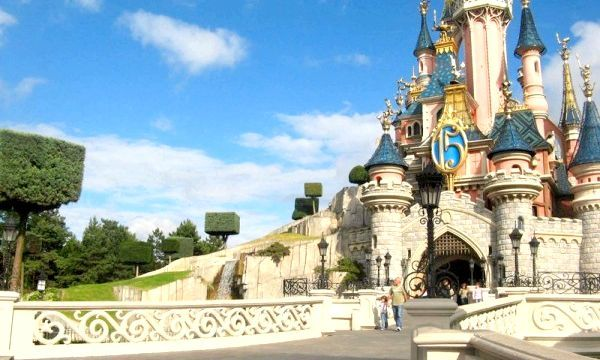 Діснейленд в Парижі