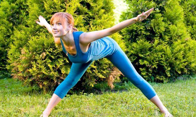 «Диванна» гімнастика »- оздоровчий комплекс вправ
