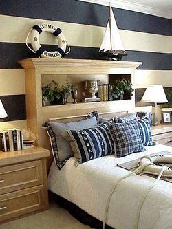 Дизайн спальні в середземноморському стилі