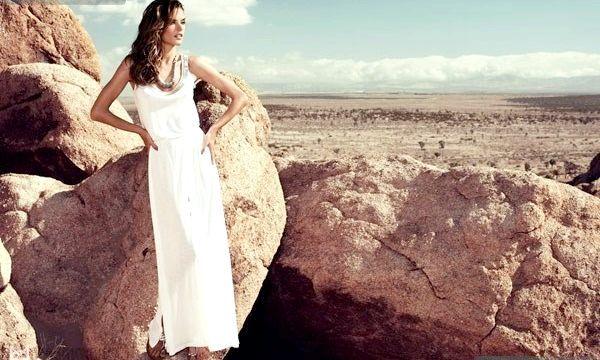 Довгі сукні в підлогу (фото)