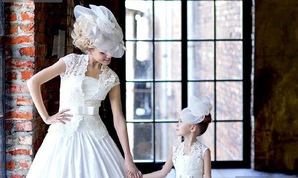 Довгі весільні зачіски (фото)