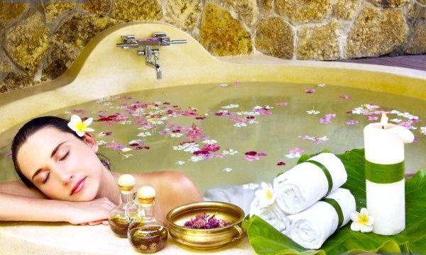 Домашні ванни для схуднення (рецепти)