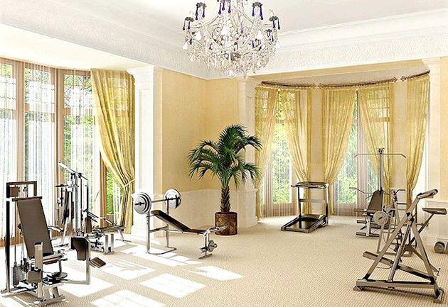 Домашній спортзал - як облаштувати правильно
