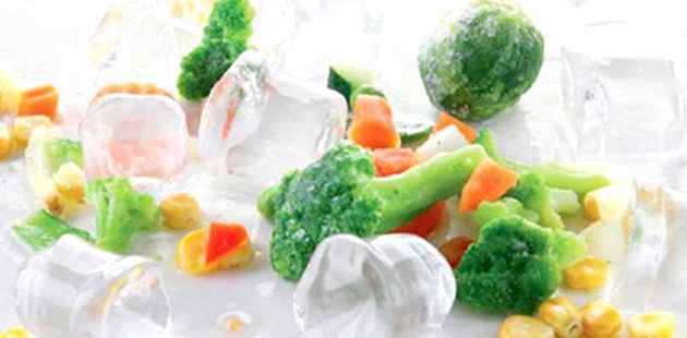 Домашня заморозка овочів - що і як заморозити?