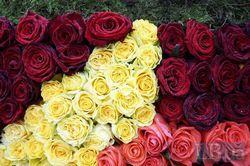 Доставка квітів в столиці росії