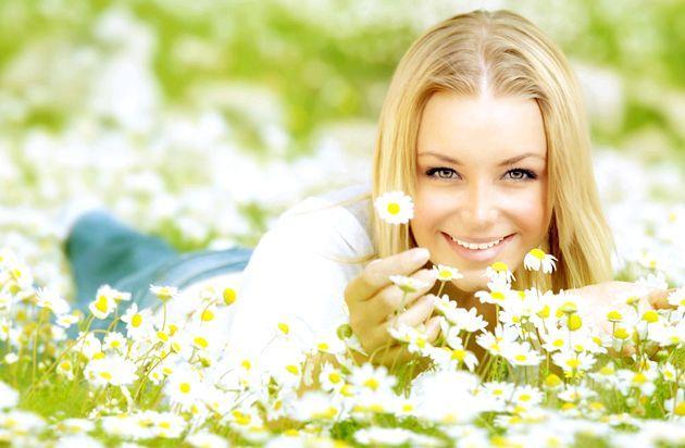 Довіримо своє здоров'я ромашці - користь ромашки для волосся та обличчя
